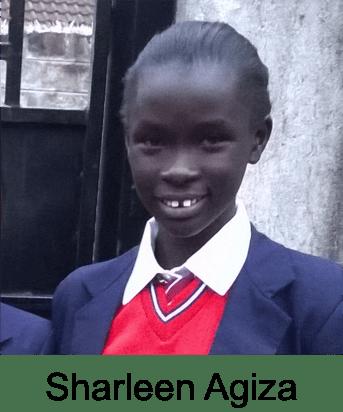 A top four KCPE exam scorer
