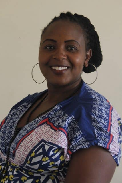 Tunda Lepore, Senior Caeworker, Post-Secondary Department