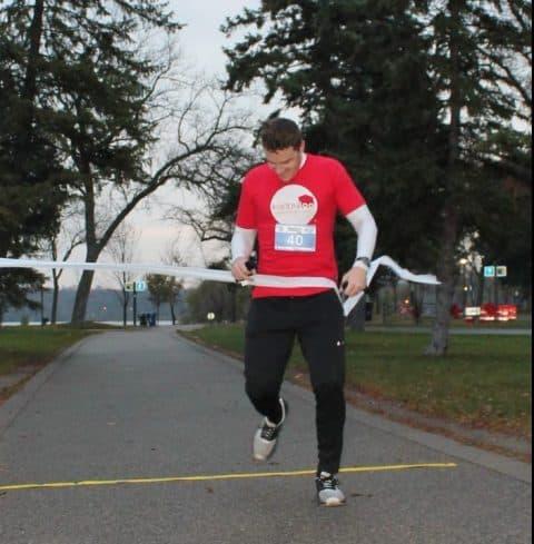 Mike Switzer Urgent Run