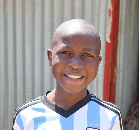 Meet Thomas Oganga Otieno